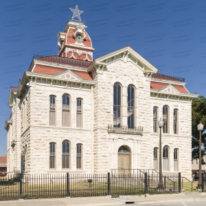 Lampasas County Courthouse (Lampasas, Texas)