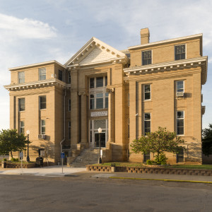Logan County Courthouse (Guthrie, Oklahoma)