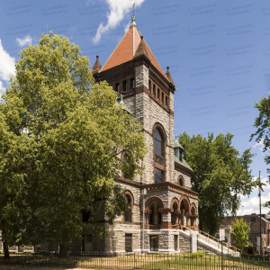 Old Hampshire County Courthouse (Northampton, Massachusetts)