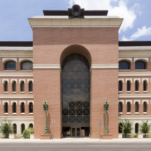 Webb County Justice Center (Laredo, Texas)
