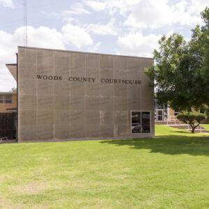 Woods County Courthouse (Alva, Oklahoma)