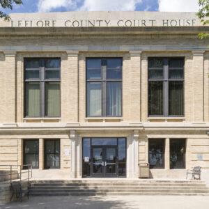 LeFlore County Courthouse (Poteau, Oklahoma)