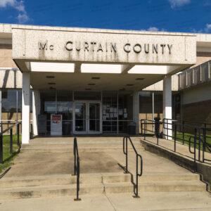 McCurtain County Courthouse (Idabel, Oklahoma)
