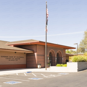 Amador County Courthouse (Jackson, California)