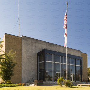 Barbour County Courthouse (Clayton, Alabama)