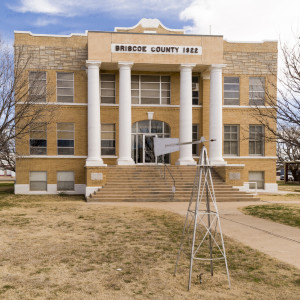 Briscoe County Courthouse (Silverton, Texas)