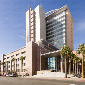 Clark County Regional Justice Center (Las Vegas, Nevada)