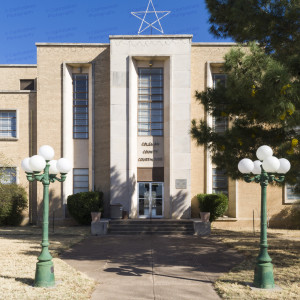 Coleman County Courthouse (Coleman, Texas)