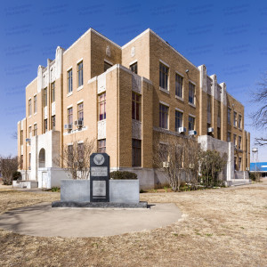 Collingsworth County Courthouse (Wellington, Texas)