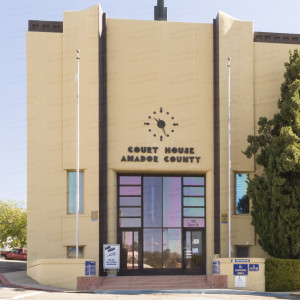 Former Amador County Courthouse (Jackson, California)