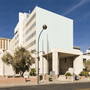 Former Clark County Courthouse (Las Vegas, Nevada)