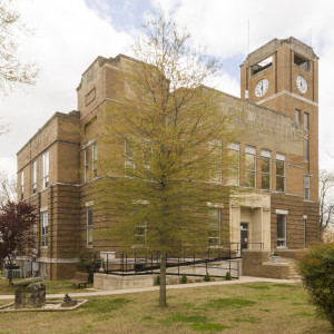 Franklin County Courthouse (Ozark, Arkansas)