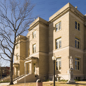 Historic Collin County Courthouse (McKinney, Texas)
