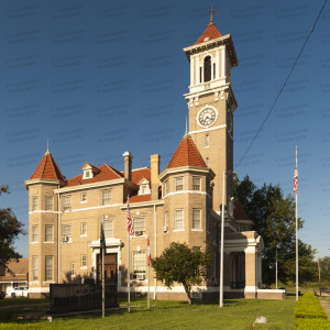 Monroe County Courthouse (Clarendon, Arkansas)