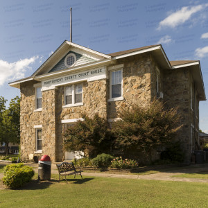 Montgomery County Courthouse (Mount Ida, Arkansas)