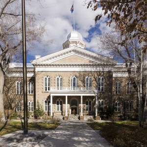 Nevada State Capitol (Carson City, Nevada)