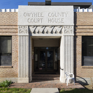 Owyhee County Courthouse (Murphy, Idaho)