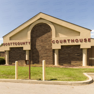 Scott County Courthouse (Waldron, Arkansas)