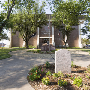 Scurry County Courthouse (Snyder, Texas)