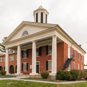 Clarke County Courthouse (Berryville, Virginia)