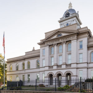Cleburne County Courthouse (Heflin, Alabama)