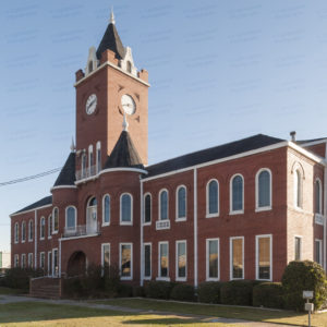 Coffee County Courthouse (Elba, Alabama)