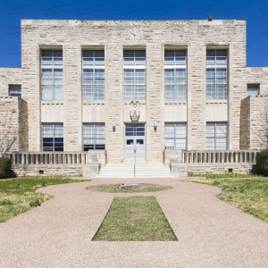 Comanche County Courthouse (Comanche, Texas)