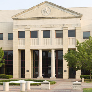 Denton County Courts Building (Denton, Texas)