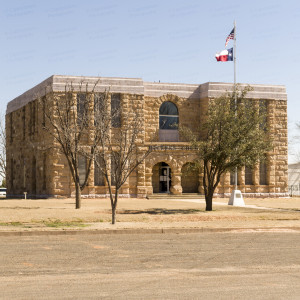 Dickens County Courthouse (Dickens, Texas)