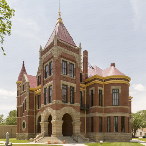 Donley County Courthouse (Clarendon, Texas)