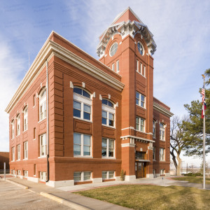Hemphill County Courthouse (Canadian, Texas)