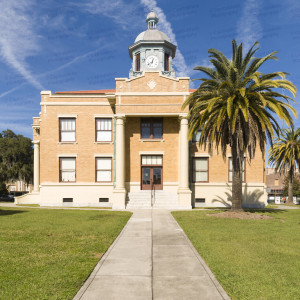 Historic Citrus County Courthouse (Inverness, Florida)