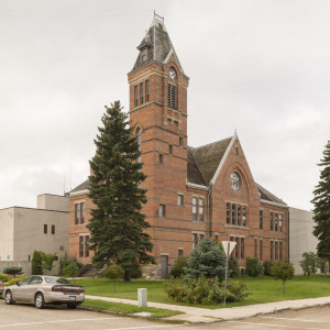 Historic Stutsman County Courthouse (Jamestown, North Dakota)