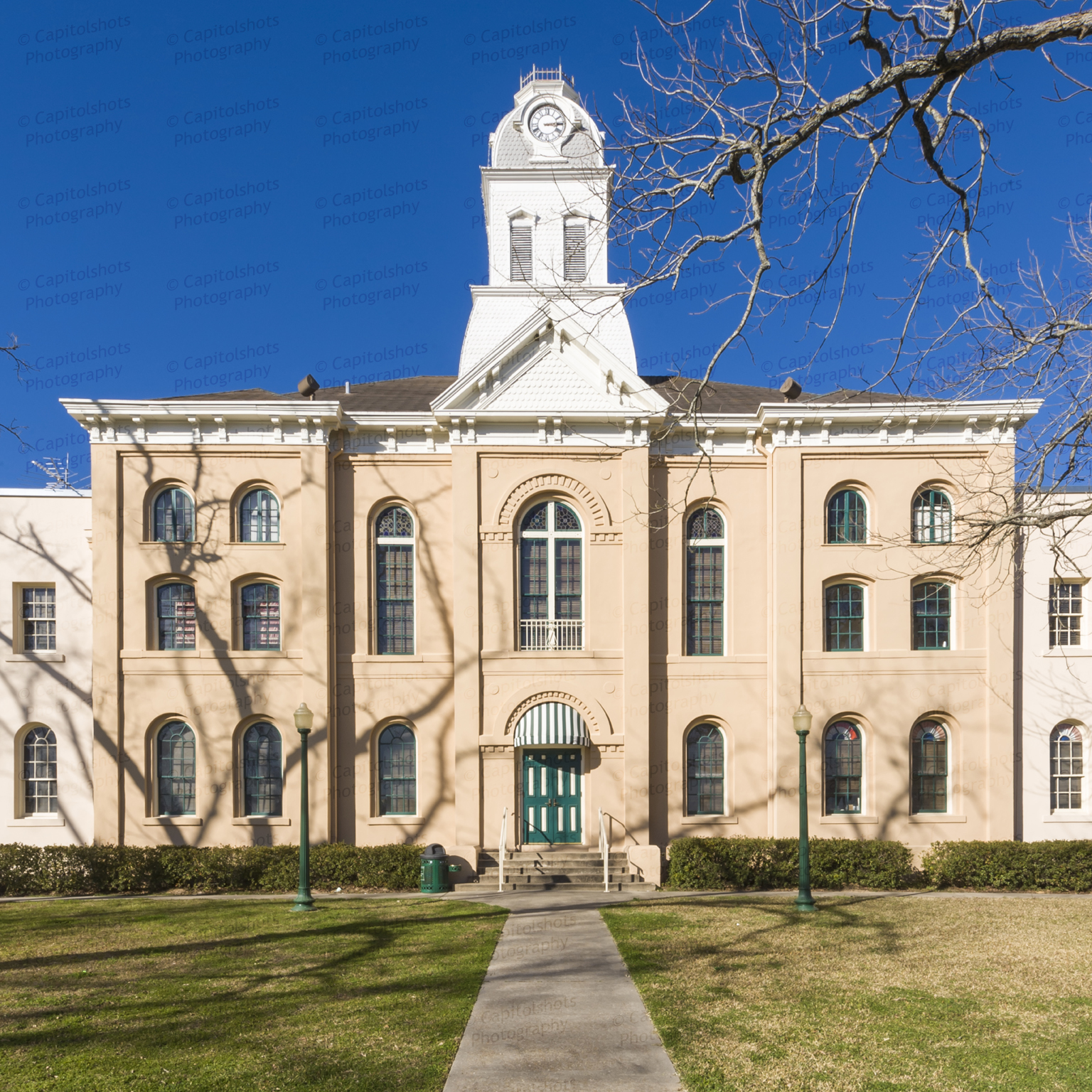 Jasper County Courts Building