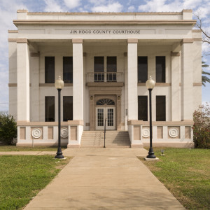 Jim Hogg County Courthouse (Hebbronville, Texas)