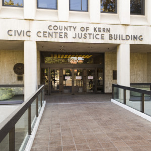 Kern County Civic Center Justice Building (Bakersfield, California)