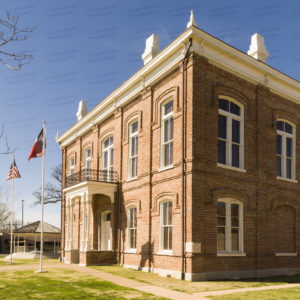Leon County Courthouse (Centerville, Texas)