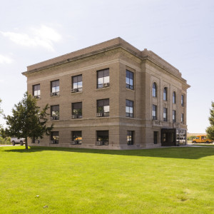 Lyman County Courthouse (Kennebec, South Dakota)
