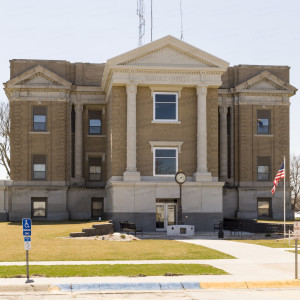 Merrick County Courthouse (Central City, Nebraska)