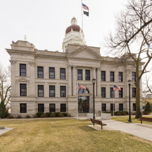 Seward County Courthouse (Seward, Nebraska)