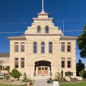 Summit County Courthouse (Coalville, Utah)