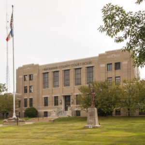 Buchanan County Courthouse (Independence, Iowa)