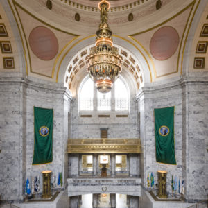 Washington State Capitol Interior