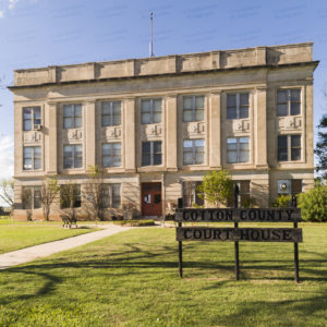 Cotton County Courthouse (Walters, Oklahoma)