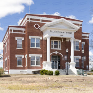 Ellis County Courthouse (Arnett, Oklahoma)