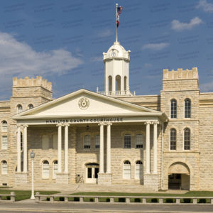 Hamilton County Courthouse (Hamilton, Texas)