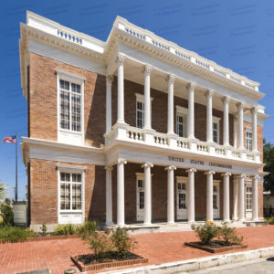 Old Galveston Customhouse (Galveston, Texas)