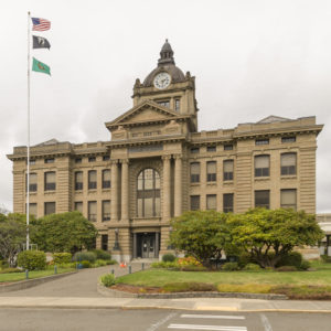 Grays Harbor County Courthouse (Montesano, Washington)