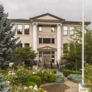 Wahkiakum County Courthouse (Cathlamet, Washington)