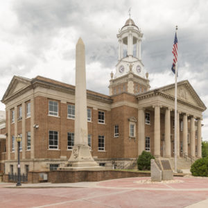 Bedford County Courthouse (Bedford, Virginia)